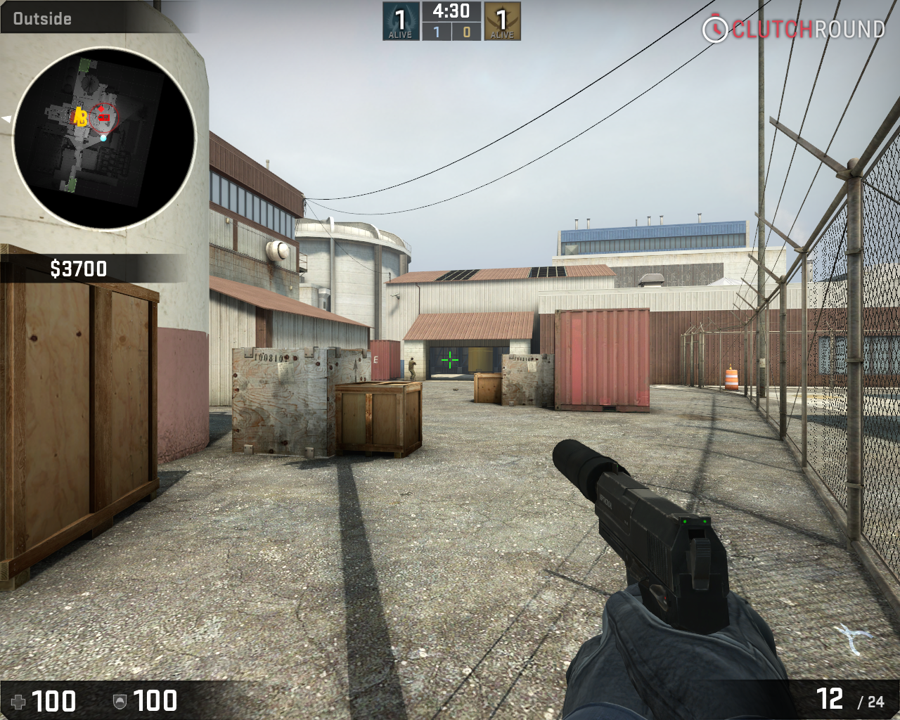 clutchround com - CS:GO Video settings and Tweaking Guide