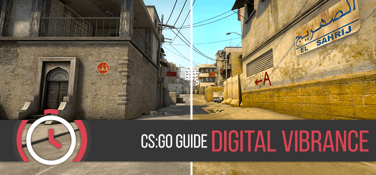 CS:GO - Advantages of Digital Vibrance - clutchround com