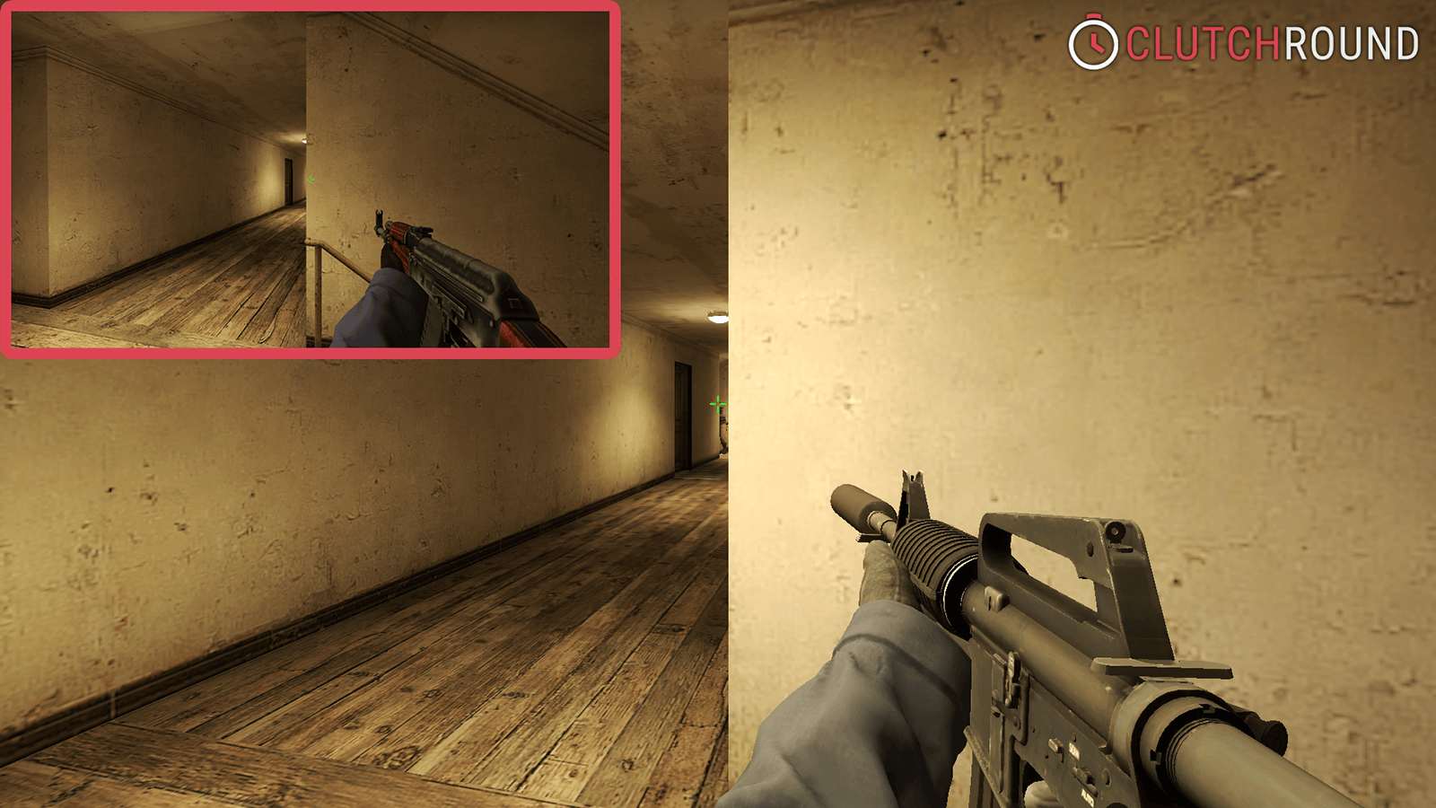 Best resolution to play cs go