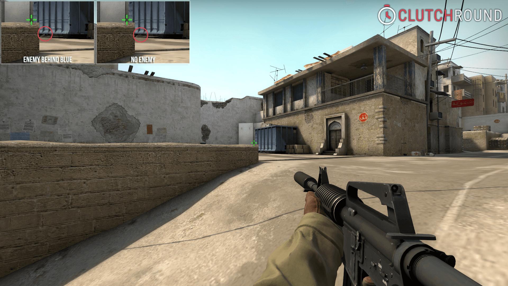 CS:GO - Map Mastery: de_dust2 - clutchround com