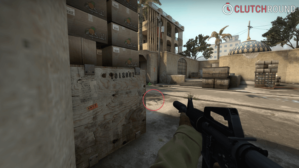 de_dust 2 shadow advantage b closet