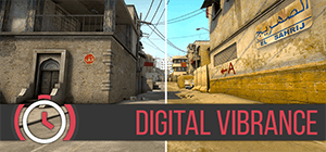 CS:GO Guide Digital Vibrance