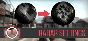 CS:GO Guide Radar Settings
