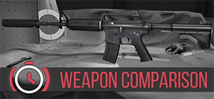 CS:GO Guide Weapon Comparison